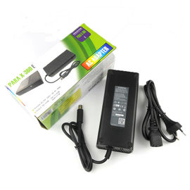 China Professionele Videospelletjeadapter/Zwart Xbox 360 euro Adaptervoeding fabriek